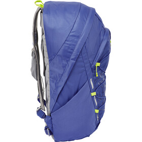 Bergans Rondane Backpack 26L, blue/neon green